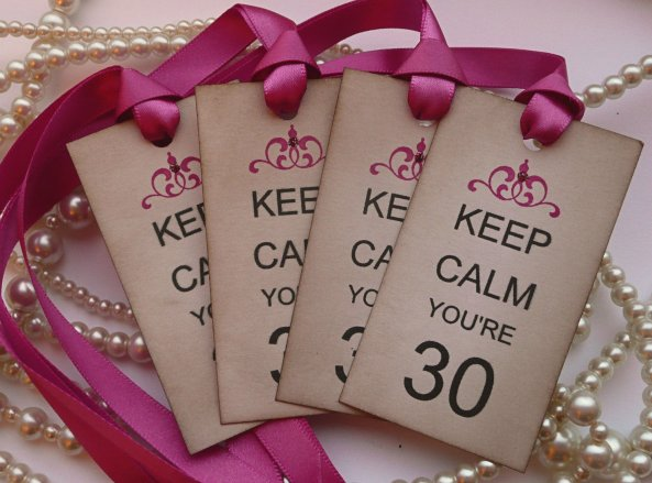 wishlist anniversaire cadeaux 30ans