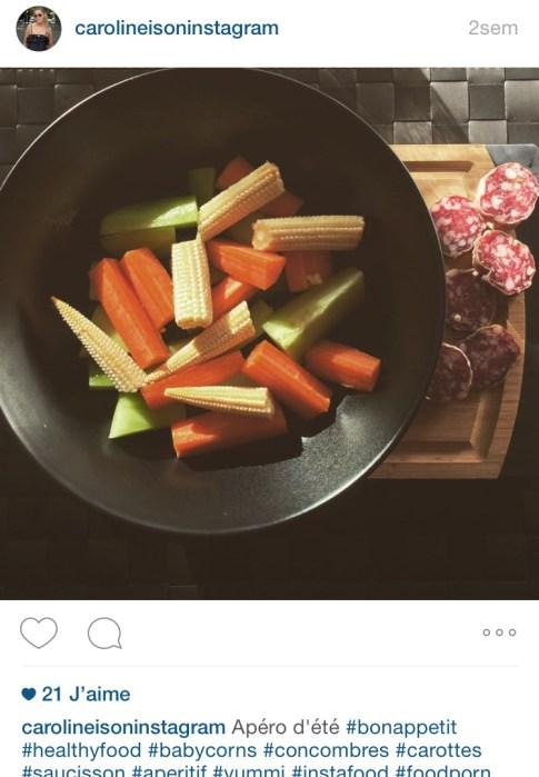 Apéro healthy légumes