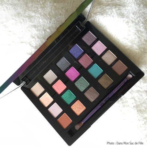 Vice 4 Urban Decay avis fards