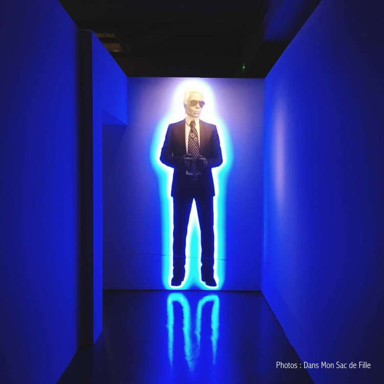 Exposition Karl Lagerfeld A visual Journey