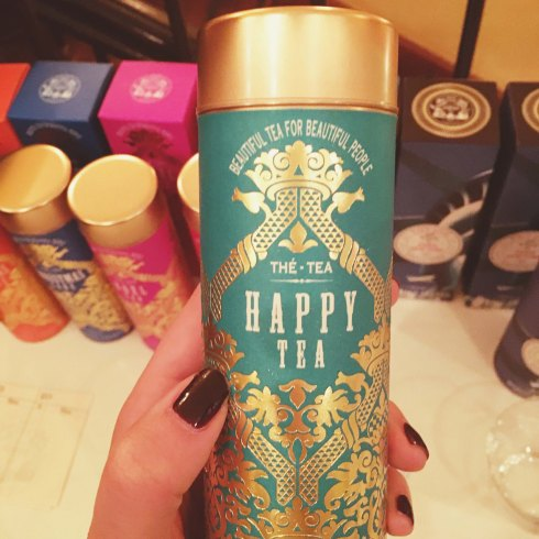 "Thé de Noël ""Happy Tea"""