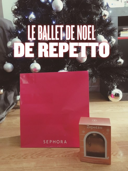 Le ballet de Noël de Repetto 2015 avis