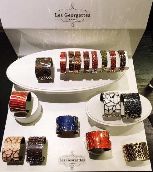 Bracelet manchette Les Georgettes