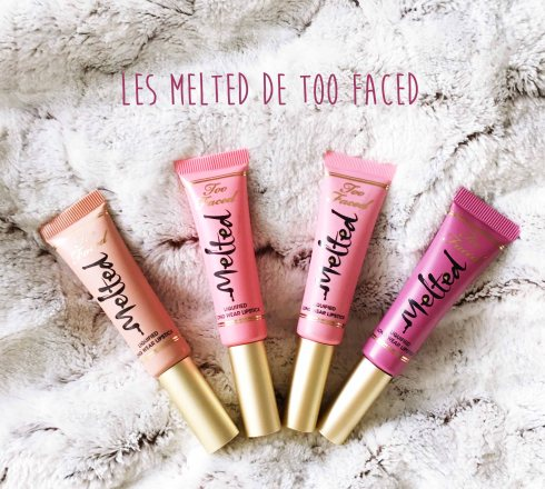Rouge à lèvres Too Faced Melted