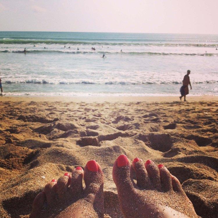 Kuta Beach vacances à bali Pura Bali avis