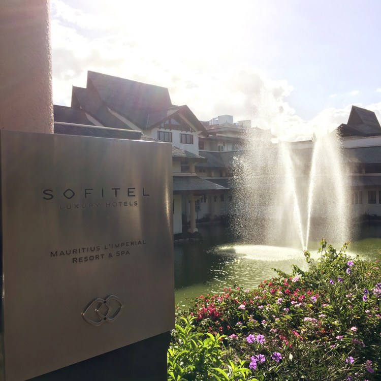 Hotel Sofitel L'Imperial Resort & Spa Flic en Flac Ile Maurice avis blog