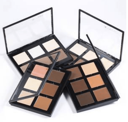Contour Cream Kit Palette de contouring Anastasia Beverly Hills avis blog