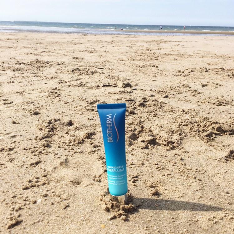 crème Aquasource Everplump de Biotherm avis blog