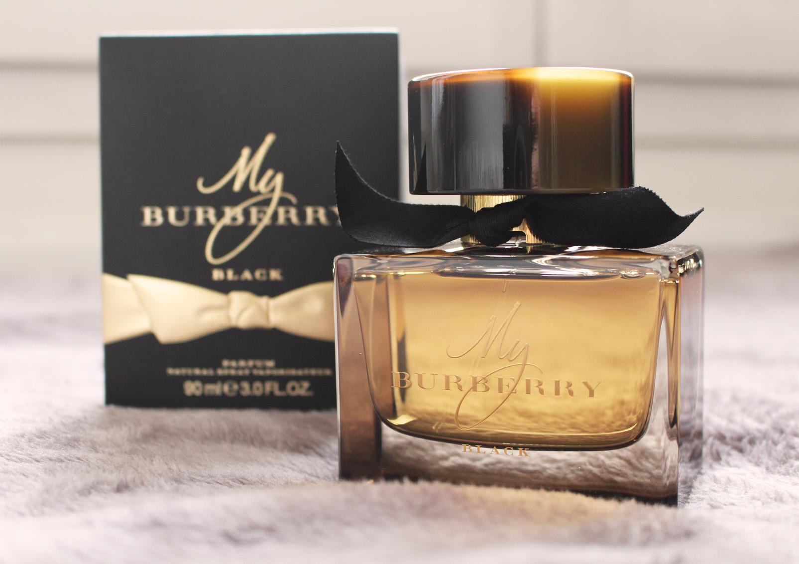 mieux conception populaire vraiment à l'aise Coup de coeur pour le parfum My Burberry Black - Dans Mon ...