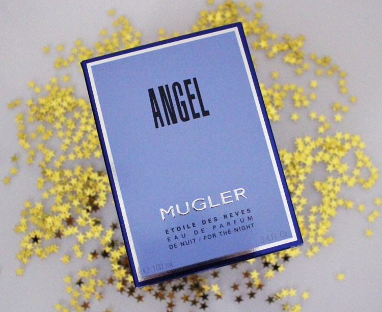 angel etoile des reves Thierry Mugler parfum de nuit avis blog