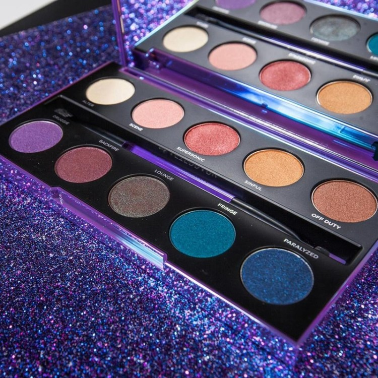 Urban Decay After Dark Palette blog