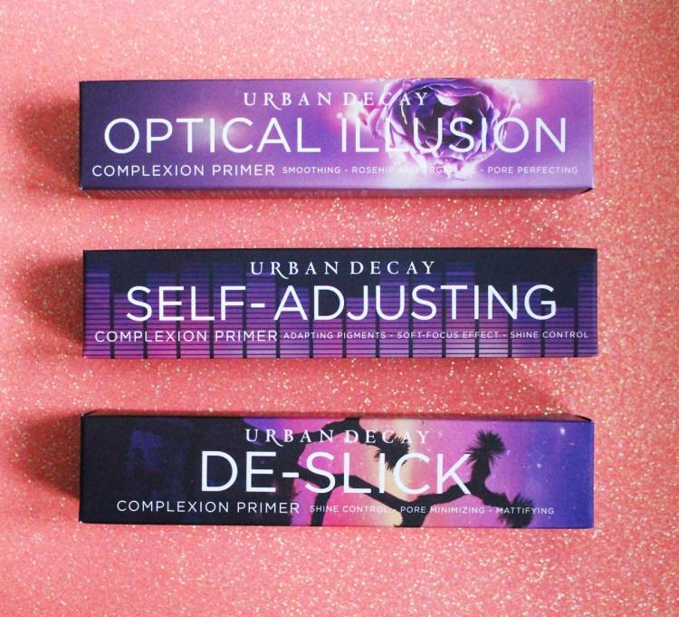 Optical Illusion, Self-adjusting, De Slick : les nouvelles bases de teint Urban Decay