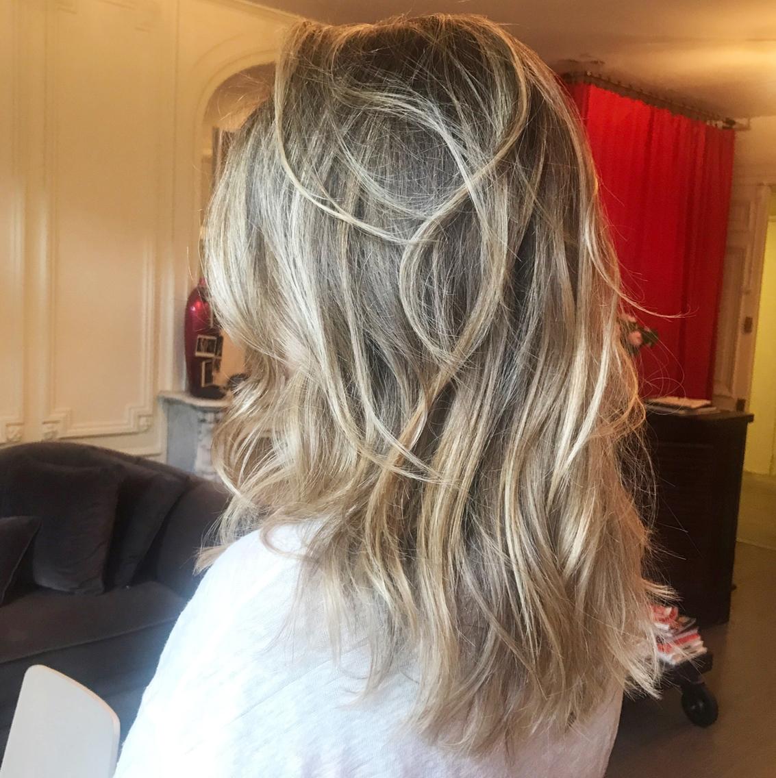 Coloration naturelle cheveux coiffeur clermont ferrand