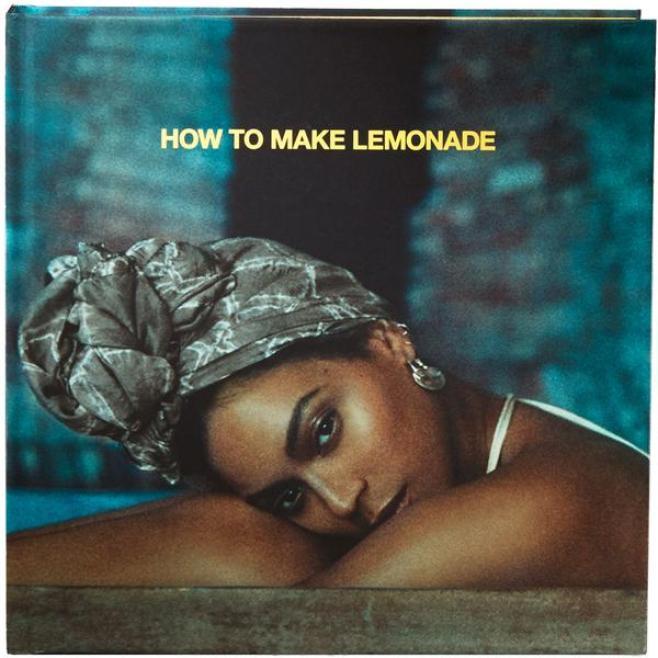 livre How To Make Limonade de Beyoncé blog