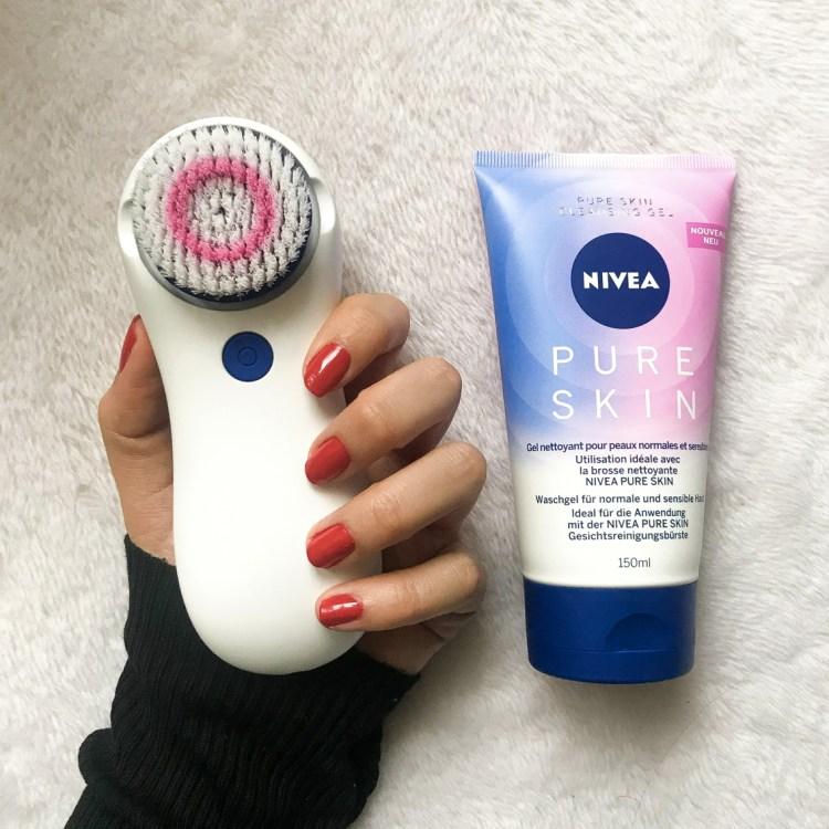 La-brosse-nettoyante-Pure-Skin-de-Nivea-avis-blog