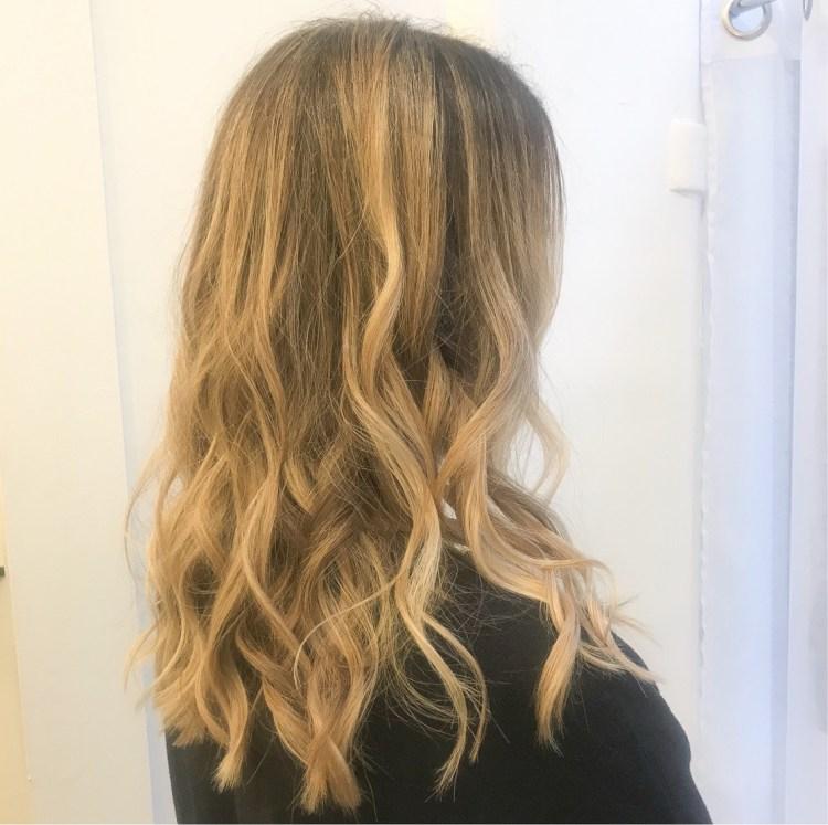 avis sur le salon de coiffure parisien de Céline Dupuy blog