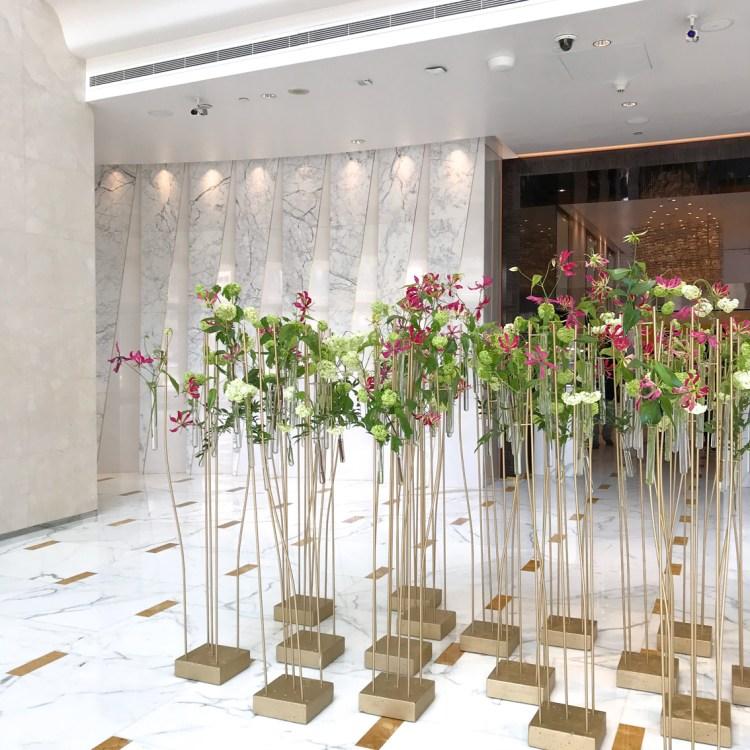 Mon séjour à l'hôtel Shangri-La de Dubaï avis blog