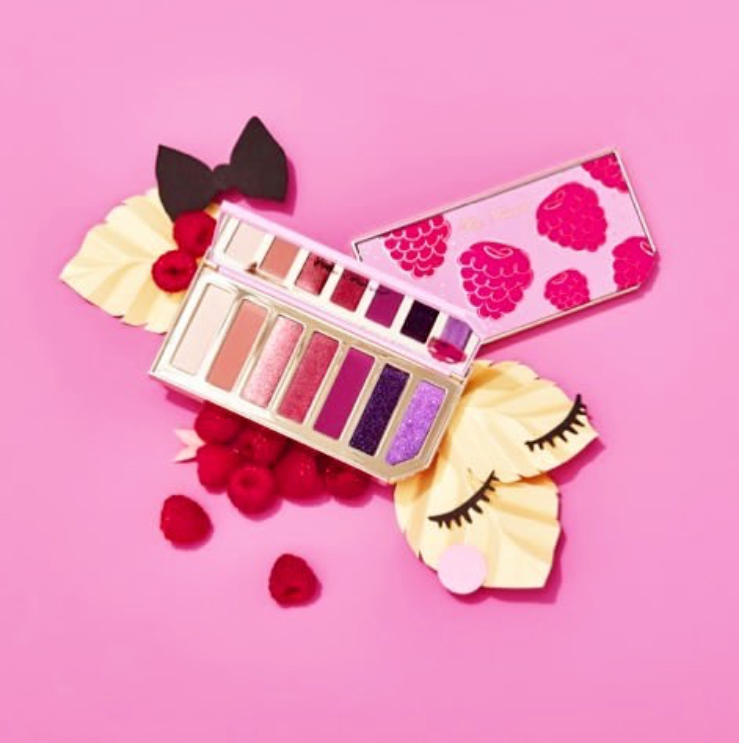 Tutti Frutti la nouvelle collection maquillage de Too Faced palette fards à paupières yeux Razzle Dazzle Berry avis blog