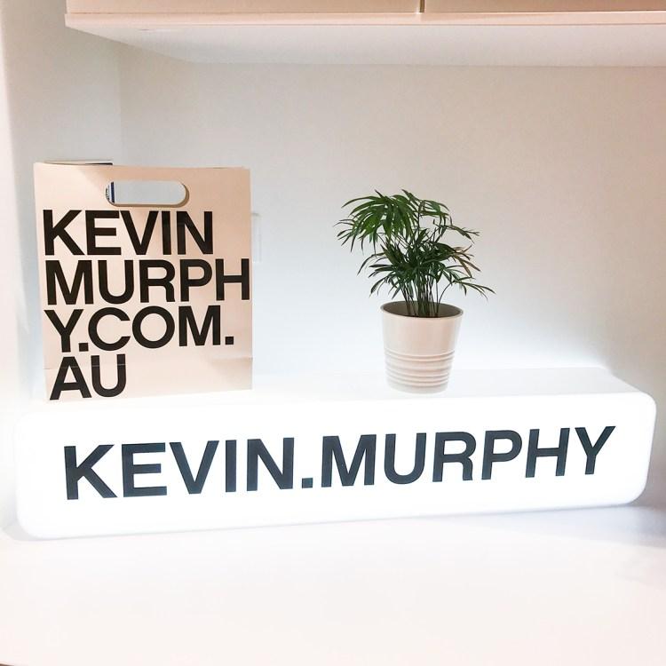 Découverte du shampoing et du soin Repair Me de Kevin Murphy