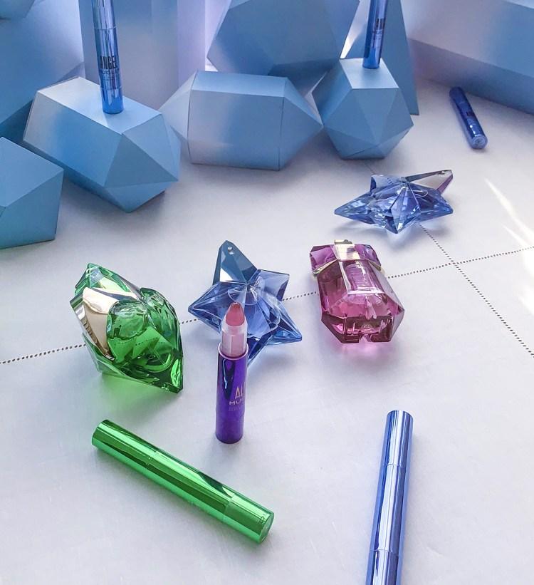 Les stylos parfumants Alien et Angel de Mugler avis blog