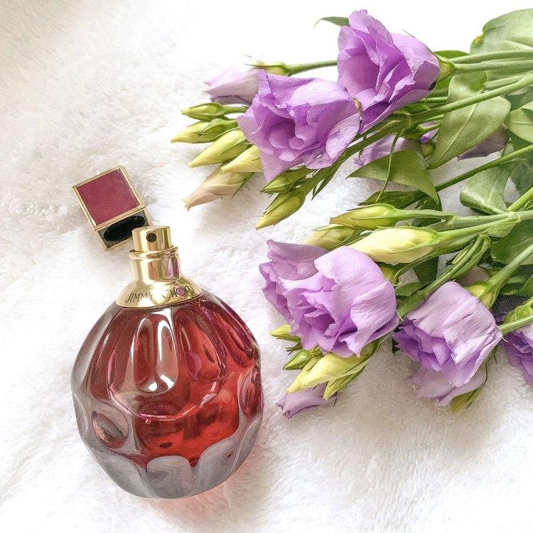 Mon avis sur l'eau de parfum Jimmy Choo Fever blog