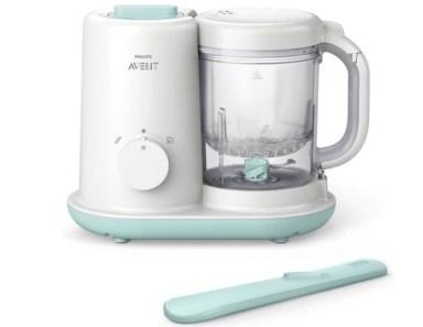PHILIPS AVENT Robot cuiseur mixeur pour bébé Essential SCF862:02 avis blog liste naissance