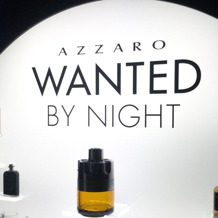 Mon avis sur l'eau de parfum Azzaro Wanted by Night blog