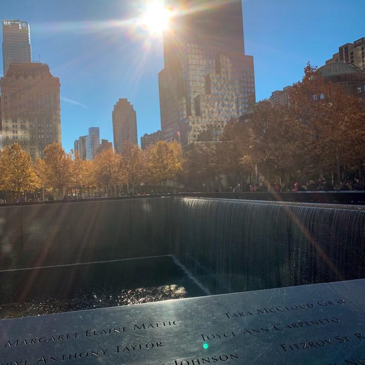 New York 911 memorial world trade center bonnes adresses à faire absolument blog voyage