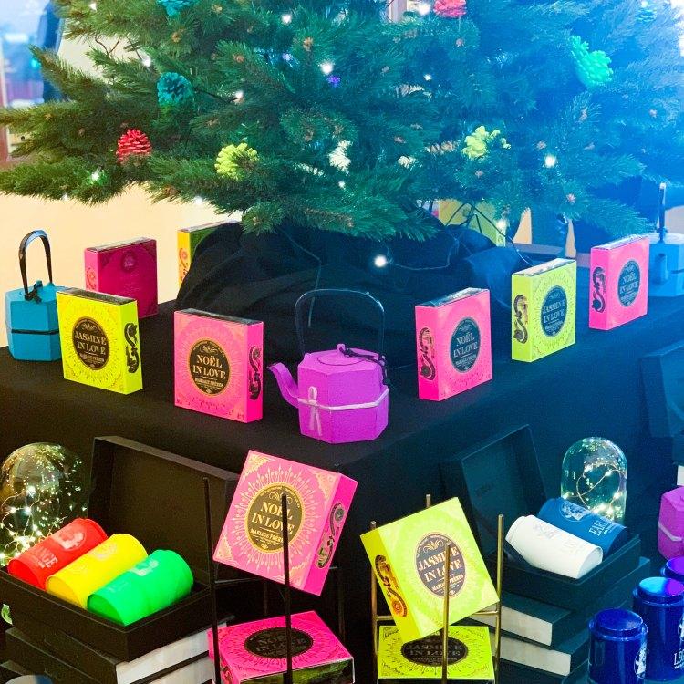Noël in Love & Jasmine in Love les thés de Noël Mariage Frères blog avis cadeaux