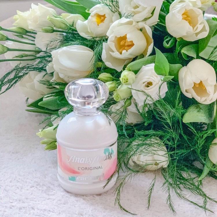 Anaïs Anaïs : le parfum mythique de Cacharel avis blog test