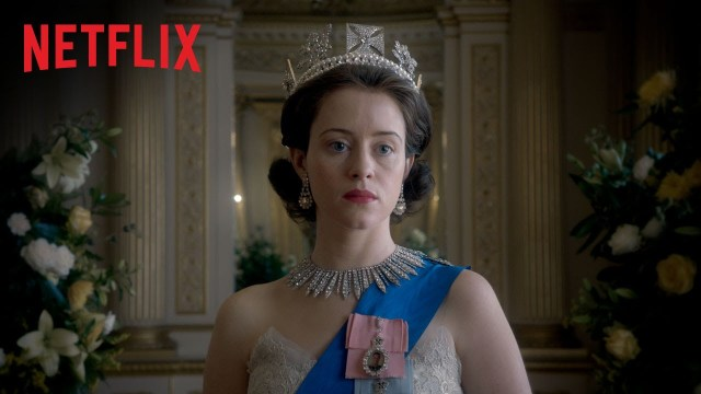 Netflix and chill Top 10 de mes séries préférées avis blog The Crown Reine d'angleterre