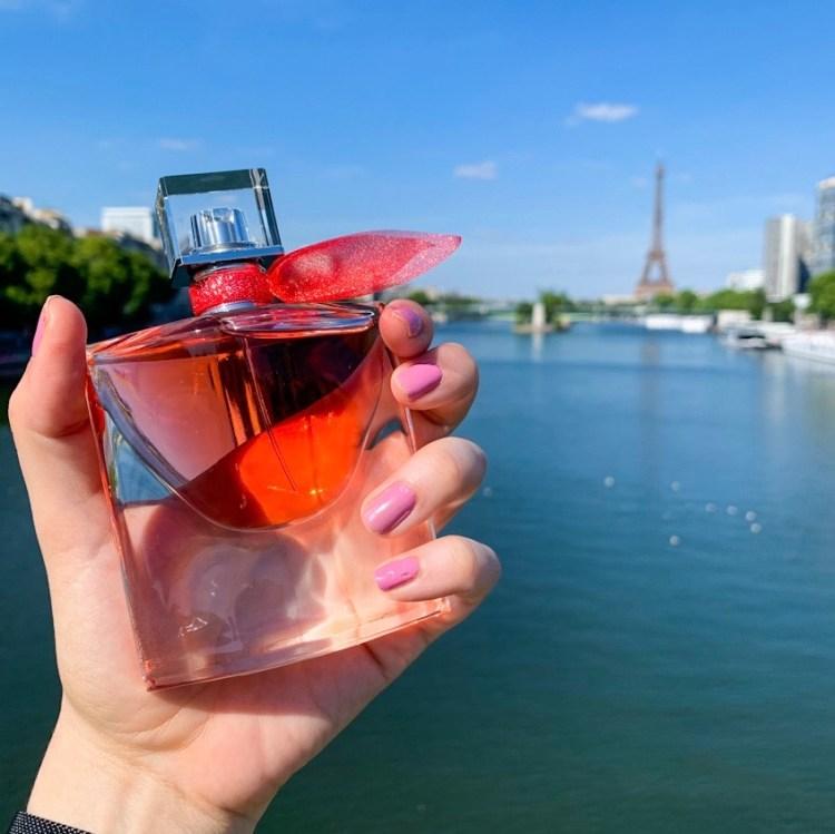 La Vie Est Belle Intensément mon parfum de l'été avis blog test