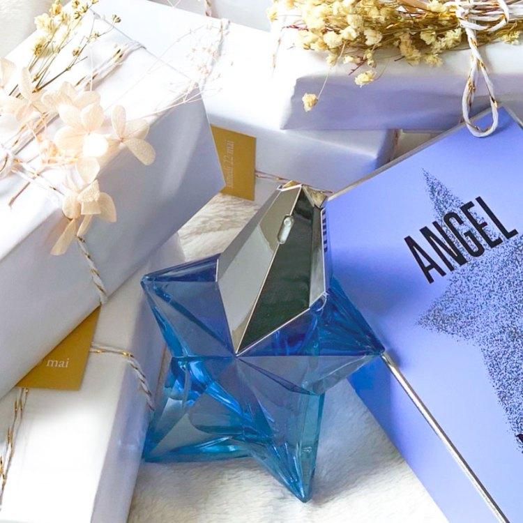 L'histoire du parfum Angel de Thierry Mugler blog review