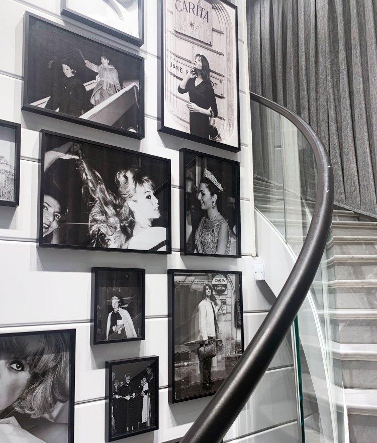 La luxueuse Maison de Beauté Carita à Paris institut test blog