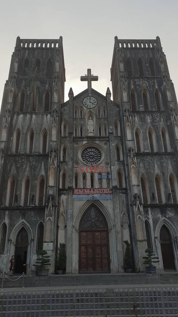 cathédrale Saint-Joseph Hanoi