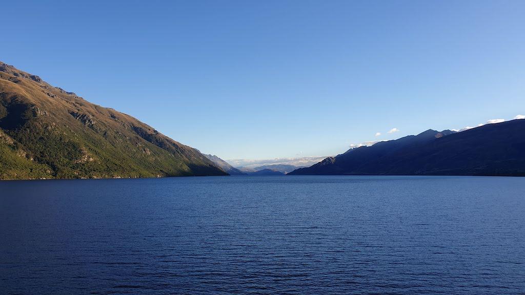 lac Wakatipu Queenstown
