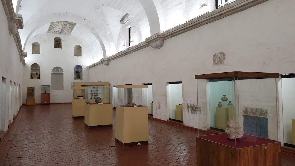 musée archéologique et ethnographique Cajamarca