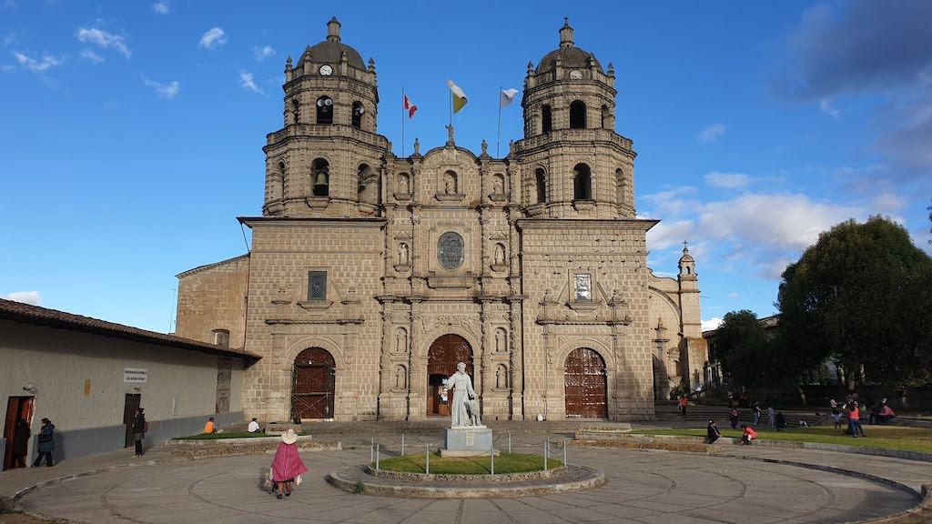 Iglesia de San Francisco Cajamarca