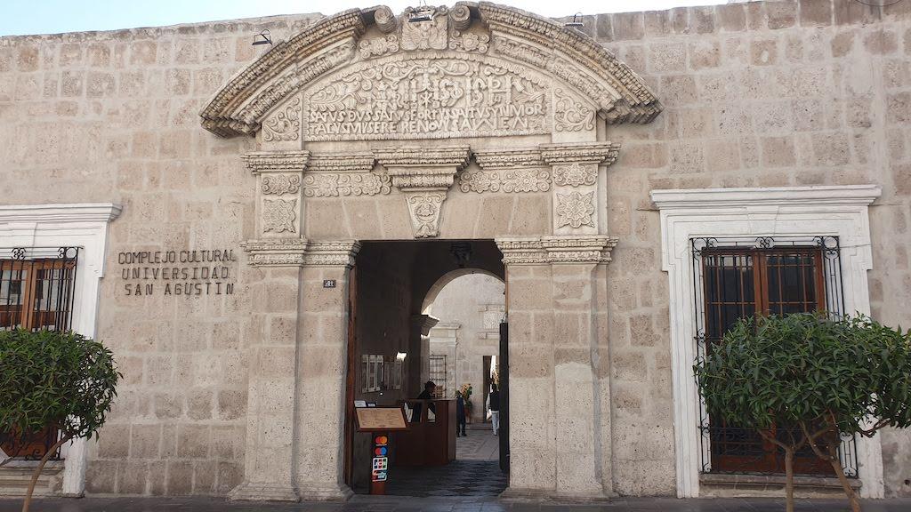 Universidad Nacional San Augustin Arequipa