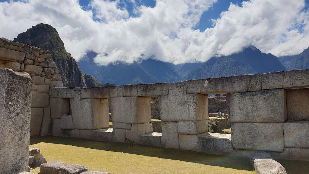 Temple aux trois fenêtres Machu Picchu