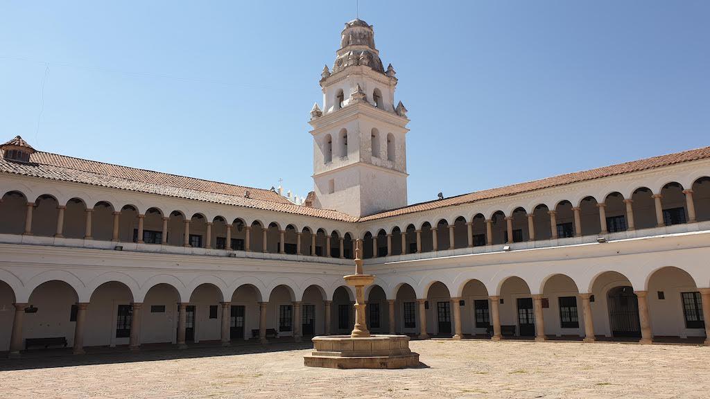 Université de San Francisco Xavier Sucre