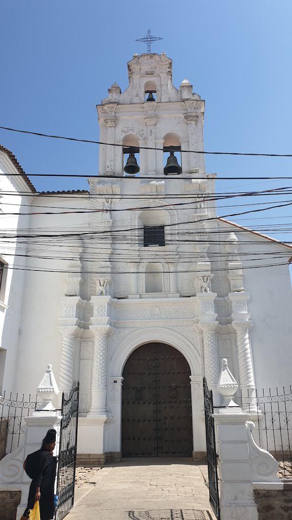 Église San Miguel Sucre