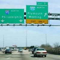 Les choix d'autoroutes vers la Floride, Virginie ou Caroline