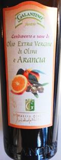 olio di oliva e arancia