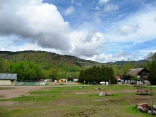 camping white birches - shelburne-nh