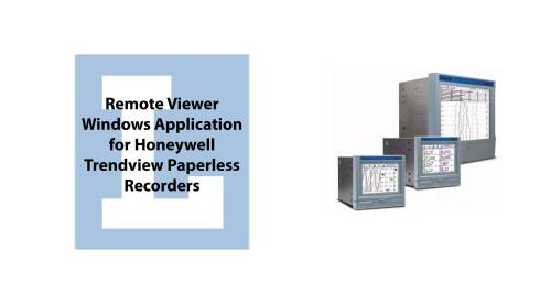 small resolution of remote viewer windows application for honeywell trendview paperless recorders jpg