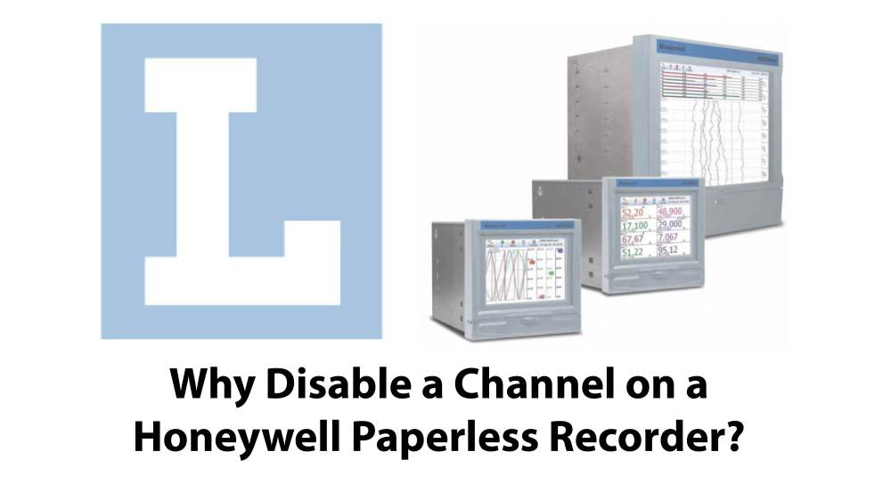 medium resolution of why disable a channel on a honeywell paperless recorder jpg