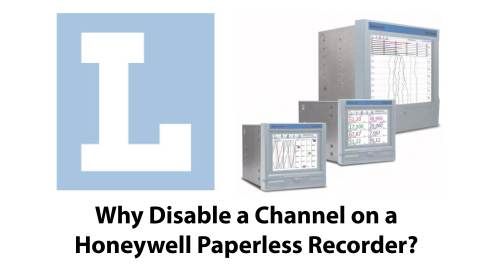 small resolution of why disable a channel on a honeywell paperless recorder jpg