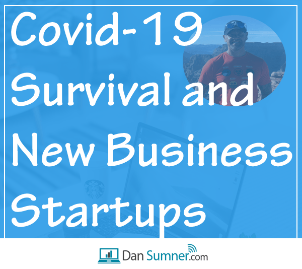 Covid-19 Survival and New Business Startups