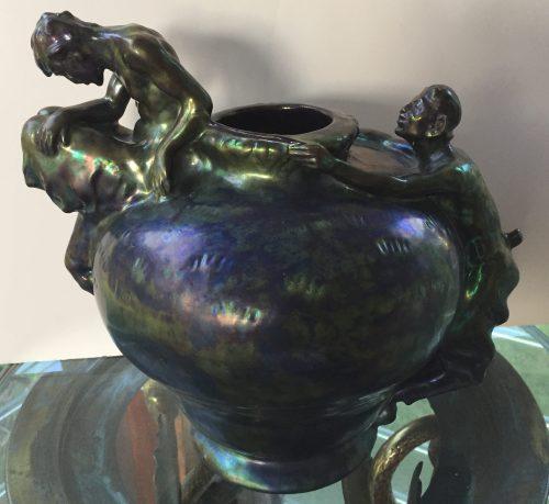 vase with Lajos Mack Design